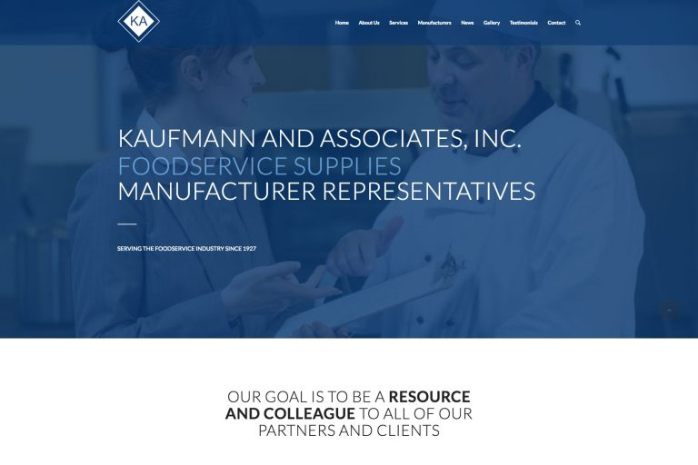 KAUFMANN AND ASSOCIATES, INC.